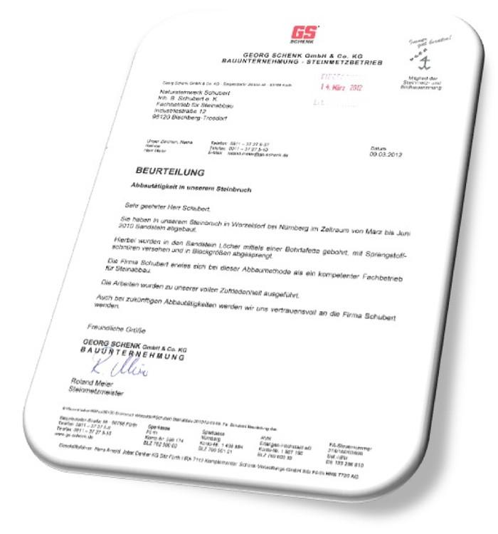 Firma Georg Schenk GmbH