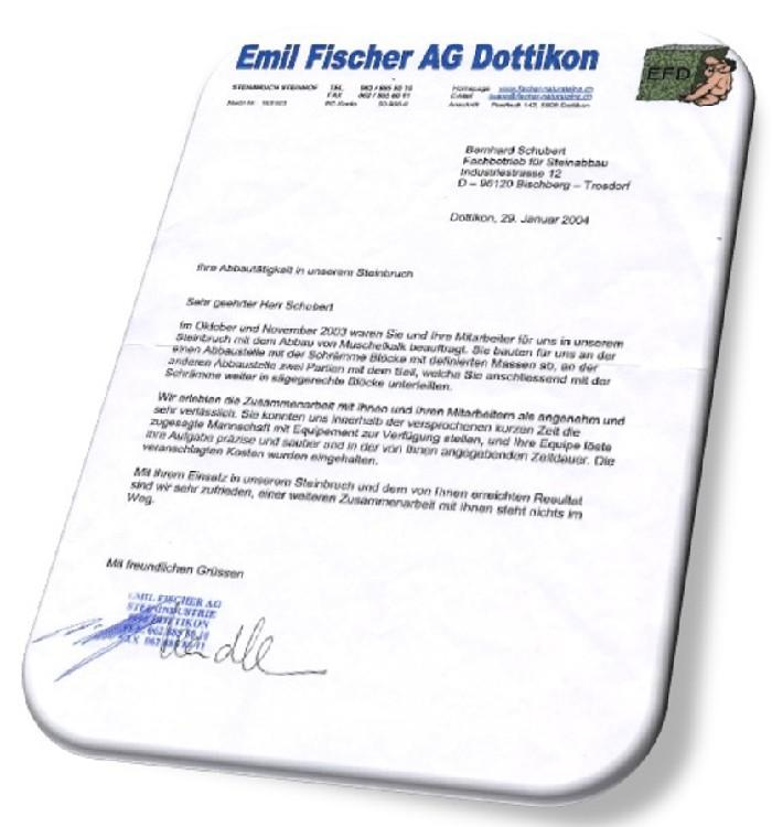 Firma Emil Fischer AG